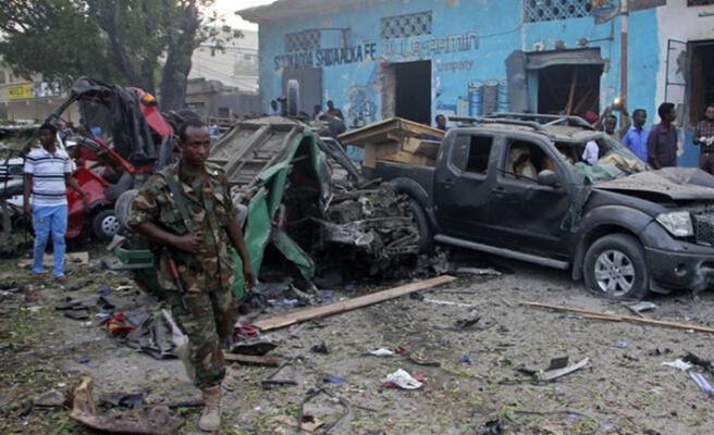 Somali'de bombalı saldırı, ölü ve yaralılar var