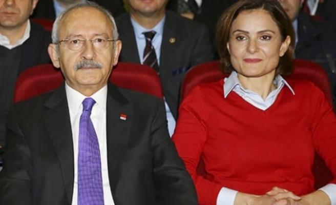 Sosyal medya kullanıcıları CHP'li Kaftancıoğlu'nu ti'ye aldı