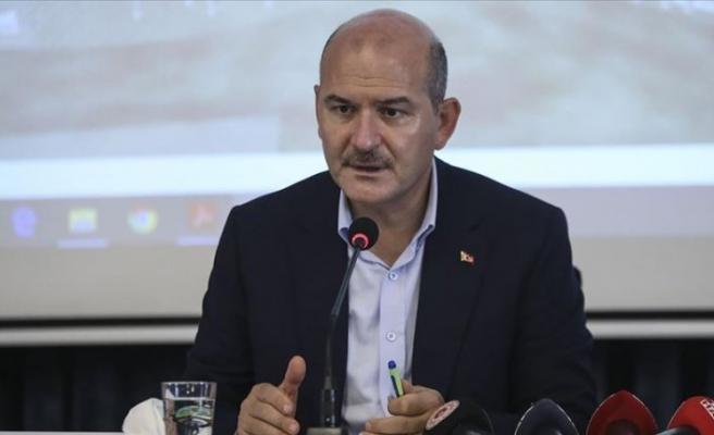 İçişleri Bakanı Süleyman Soylu kurallara tereddütsüz uyulmasını istedi