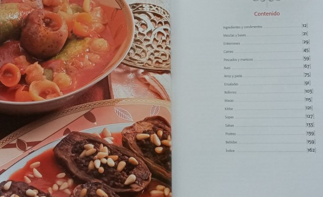TİKA'dan Kolombiya'da Filistin Gastronomi kitabının basımına destek