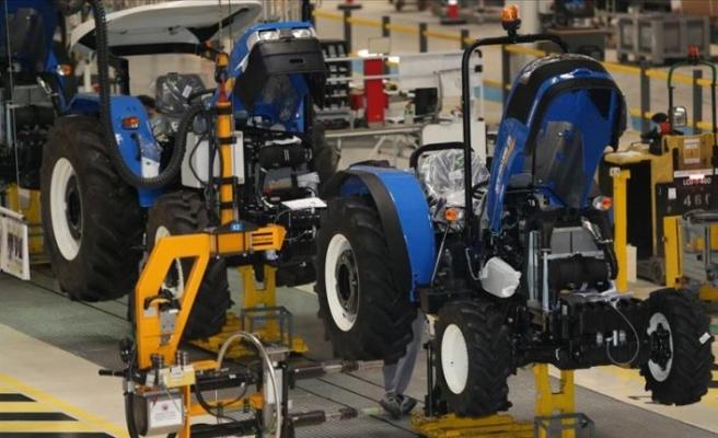 TürkTraktör'ün traktörleri yüzde 90'a varan yerlilikle üretiliyor