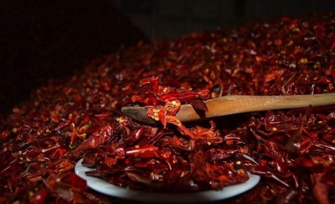 Türkiye'nin pul biberi dünya yemeklerini lezzetlendiriyor