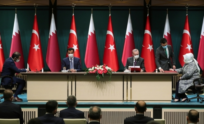 Türkiye ve Katar, aile, kadın ve sosyal hizmetler alanlarında iş birliği