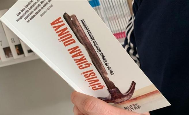 Ünlü yazarlar bu kitapta buluştu