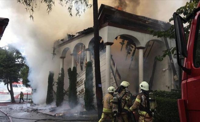 Vaniköy Camisi'nden kötü haber! Kullanılamaz hale geldi!