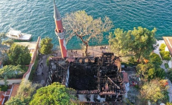Tarihi Vaniköy Camii restorasyonu 2 yıl sürecek