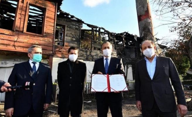 Vaniköy Camii restorasyonunu Kalyon Vakfı yapacak