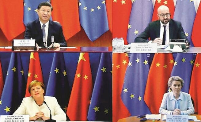 AB'den Trump'ı kızdıracak adım: Çin ile dev anlaşmaya yeşil ışık