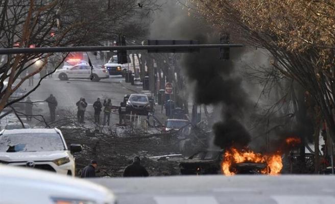 ABD'deki patlamanın intihar saldırısı olduğu ortaya çıktı
