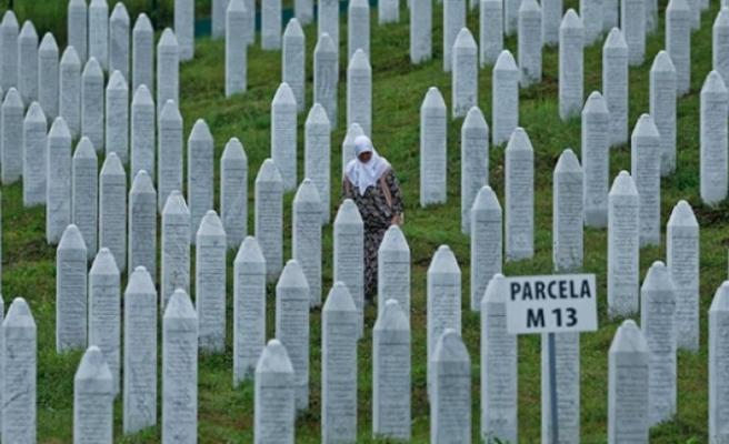 Ahmet Pınar'dan babasına Srebrenitsa mektubu
