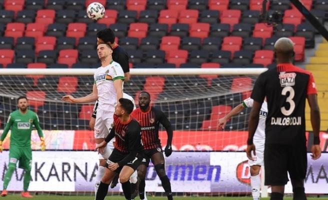 Alanyaspor Gaziantep'ten çıkamadı: 3-1