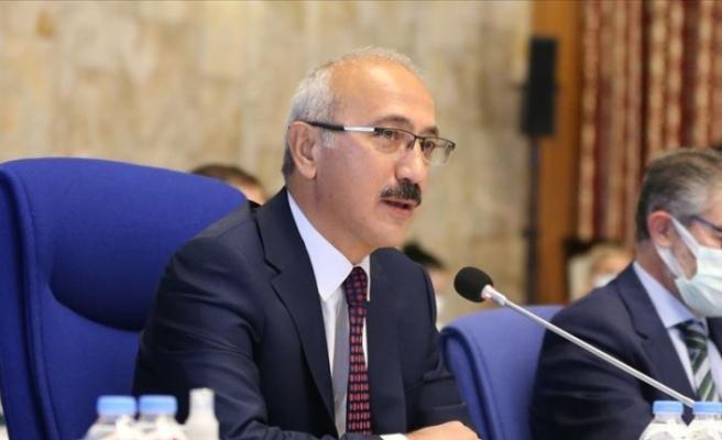 Bakan Elvan'dan yeni yıl mesajında 'ekonomide reform' vurgusu