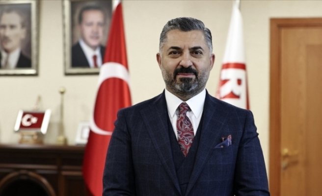 RTÜK Başkanı Ebubekir Şahin: Bırakın aşıyı sağlıkçılarımız konuşsun