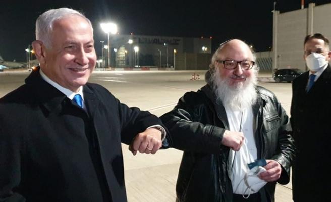 İsrail'in casusu döndü, Netanyahu bizzat karşıladı