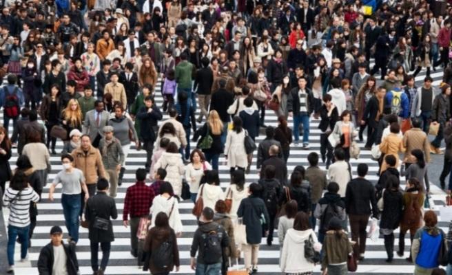 Dünya nüfusu azalma eğiliminde