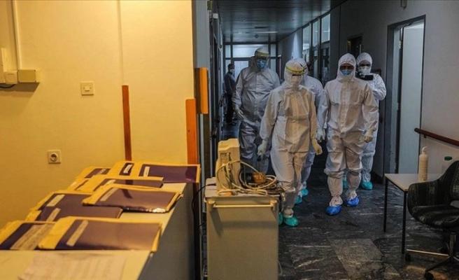 Dünyada koronavirüs vaka sayıları hızla artıyor