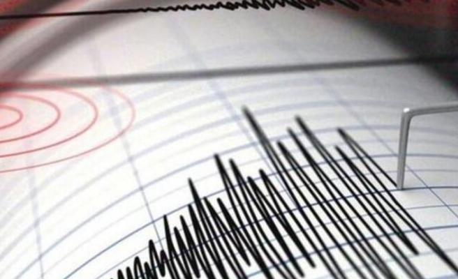 Elazığ'da 5,3 büyüklüğünde deprem meydana geldi