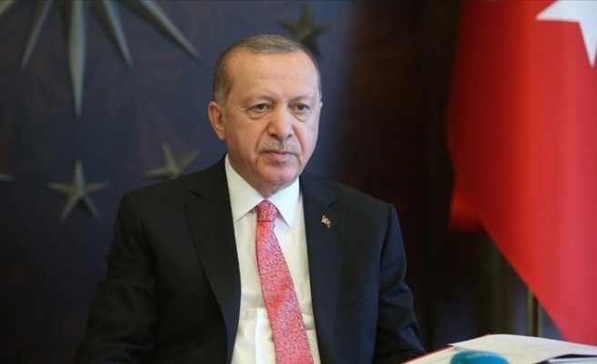 Erdoğan, Hırvatistan Cumhurbaşkanı Mlaniç ile görüştü