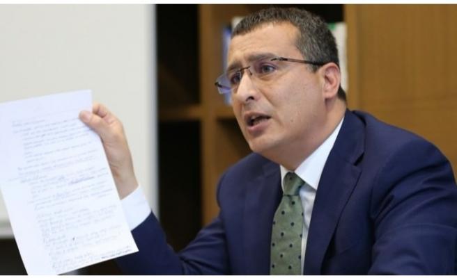 Erdoğan'ın avukatı Ahmet Özel: İftiraların hesabı sorulacak