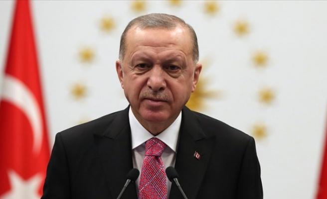 Erdoğan'dan vefatının 84. yılında Mehmet Akif Ersoy mesajı