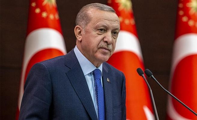 Cumhurbaşkanı Erdoğan'dan Putin'e cevap: Kendini tarif ediyor