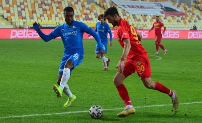 Erzurumspor haftalar sonra galip geldi: 1-3