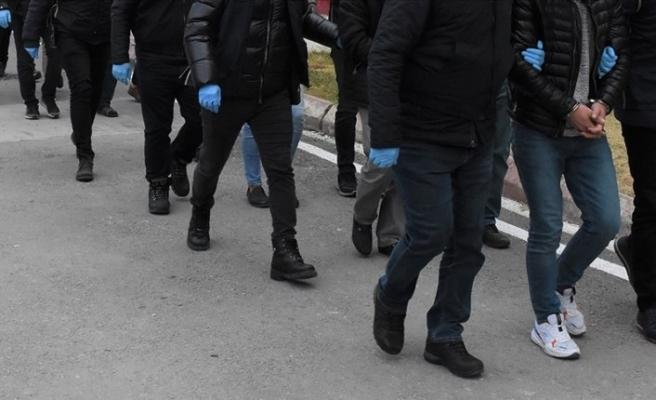 Eş zamanlı DEAŞ operasyonu: 10 tutuklama
