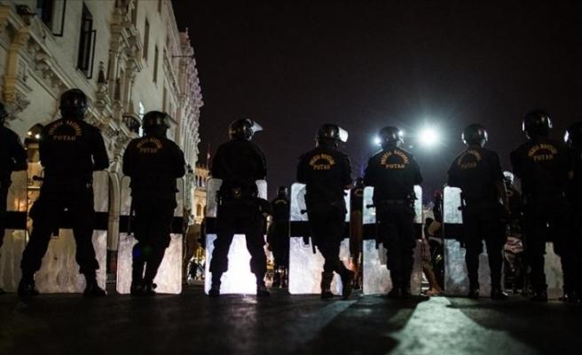 Peru'da işçi ve polis çatıştı: 3 ölü, 24 yaralı