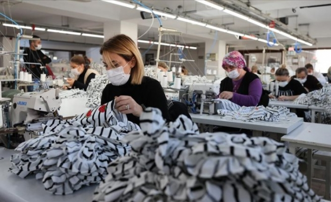 Hazır giyimde pandemi etkisi: Eşofman ihracat satışlarında rekor