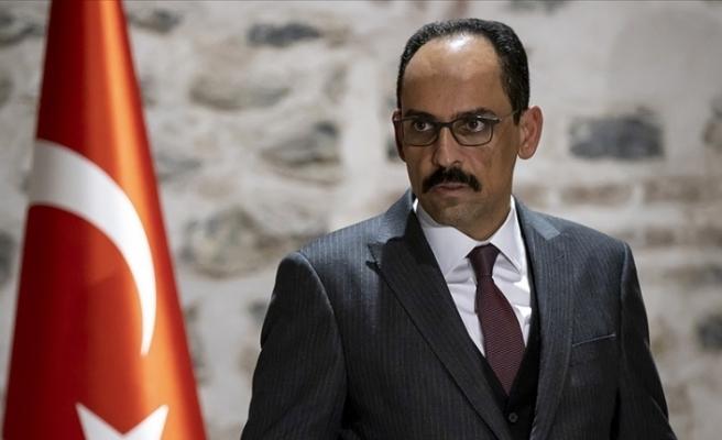 Cumhurbaşkanlığı Sözcüsü İbrahim Kalın'dan 2020 değerlendirmesi
