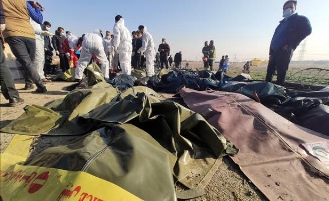 İran'ın düşürdüğü uçakta ölenlere ödeyeceği tazminat belli oldu