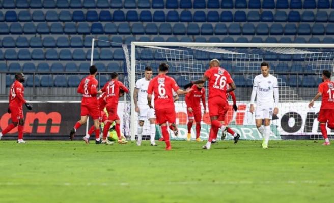 Kasımpaşa sahasında kaybetti: 0-4