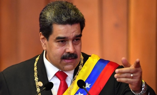 Venezuela Devlet Başkanı Maduro'dan çarpıcı iddia: Ülkemize saldıracaklar