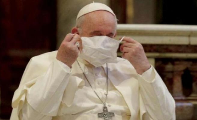 Papa'nın aşı tutkusu Noel mesajına yansıdı
