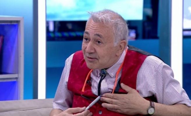 Kovid-19'dan hayatını kaybeden Prof. Dr. Orhan Kural toprağa verildi