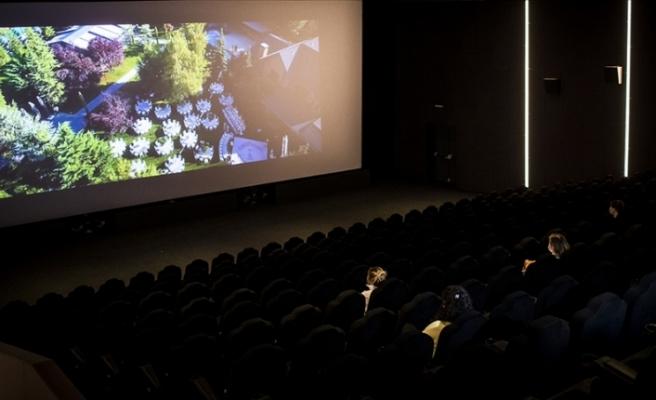 Salgından etkilenen sinema salonlarına 15 milyonluk destek