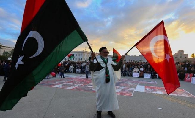 Çavuşoğlu: Talebe cevap vermeseydik Libya kaosa sürüklenirdi