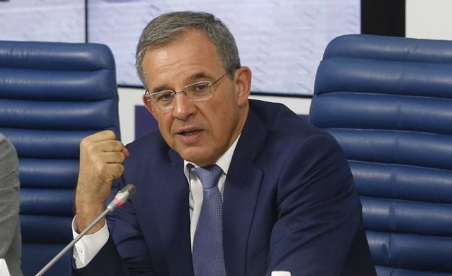 Fransız vekil: Türkiye'ye karşı Sisi ile birlikte çalışmalıyız