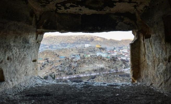 Tunceli'deki Urartu Mağaraları turizme kazandırılacak