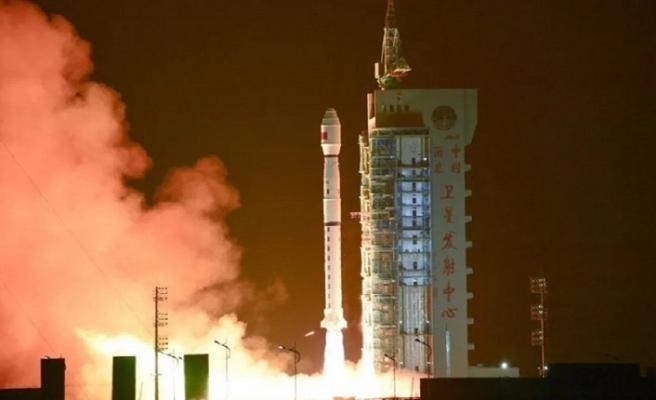 Çin'in Yaogan-33 uydusu uzaya gönderildi