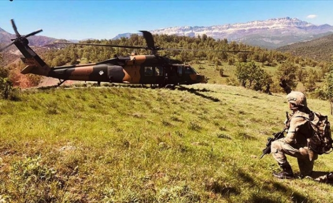 Yıldırım Operasyonları'nın bilançosu açıklandı: 148 terörist yok edildi