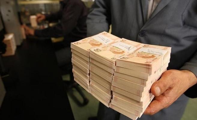 2020 hazine alacakları aralık sonu itibarıyla 17,9 milyar lira oldu