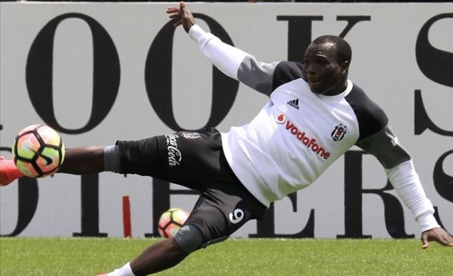 Aboubakar: Hulk gelirse benim açımdan bir sorun yok