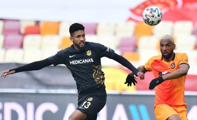Yeni Malatyaspor: 0 - Galatasaray: 1