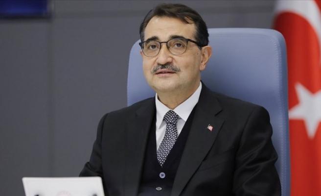 Dönmez: İthal edilen gazın yüzde 24'ü Azerbaycan'dan geldi