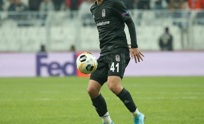 Beşiktaş'ta Kartal Kayra Yılmaz Ümraniyespor'a kiralandı