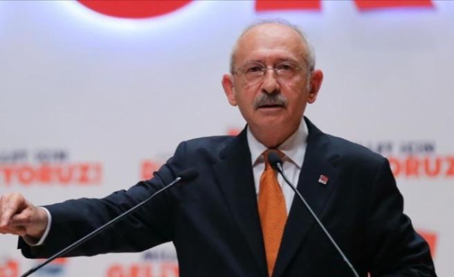 CHP'de Kemal Kılıçdaroğlu'nun Başdanışmanı istifa etti