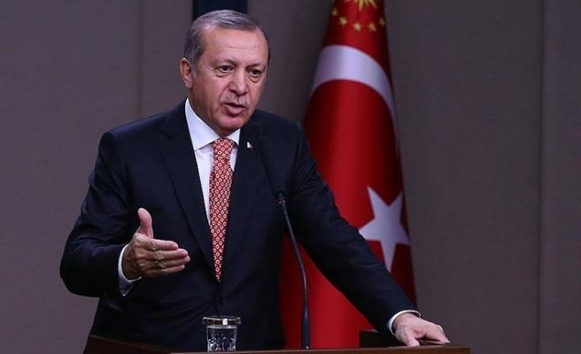 Cumhurbaşkanı Erdoğan'a sunuldu: Öğrencilere 21. yüzyıl yetkinlikleri...