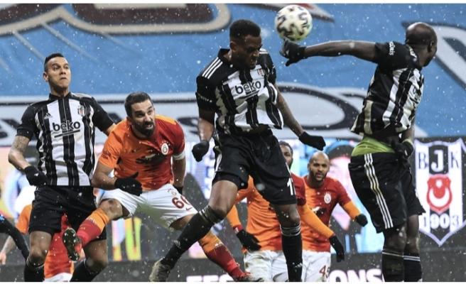 Derbinin kazananı Beşiktaş: 2-0