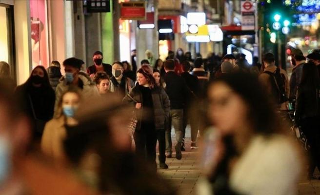 Dünyada Kovid-19 tespit edilen kişi sayısı 99 milyonu geçti